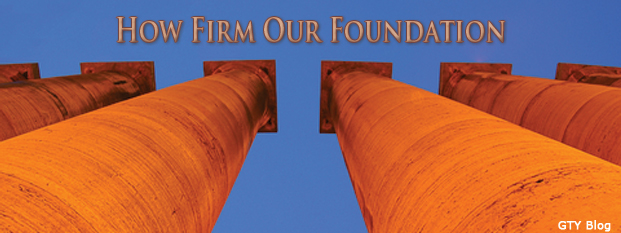 Next post: How Firm Our Foundation
