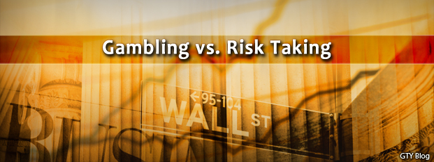 Gambling vs. Risk Taking