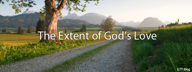 Next post: The Extent of God's Love