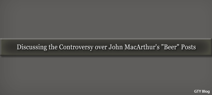 Discussing the Controversy over John MacArthur