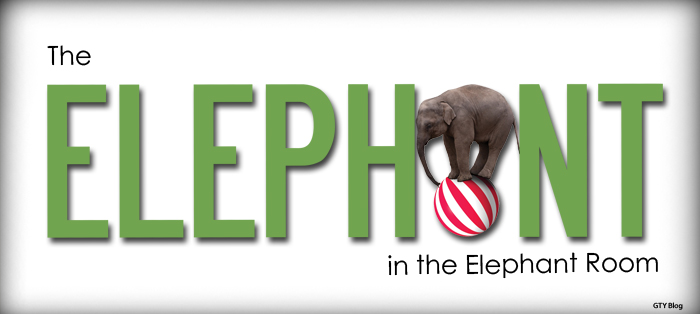 Next post: The Elephant in the Elephant Room