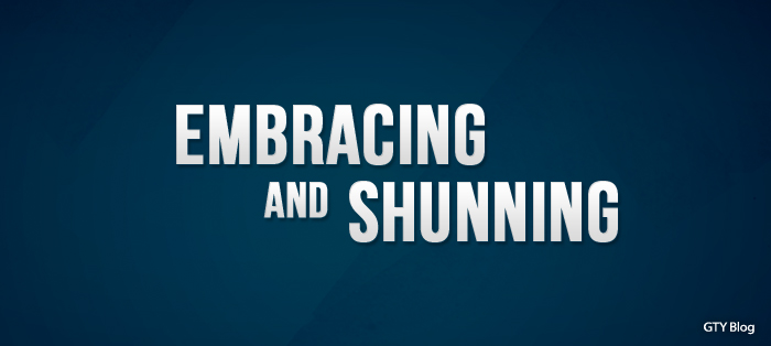 Previous post: Embracing and Shunning