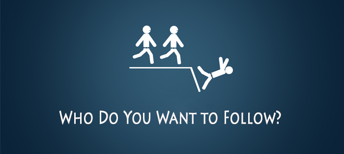 Who Do You Want to Follow?