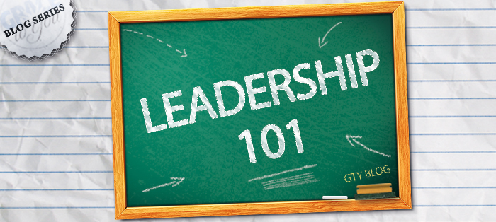 Previous post: Leadership 101