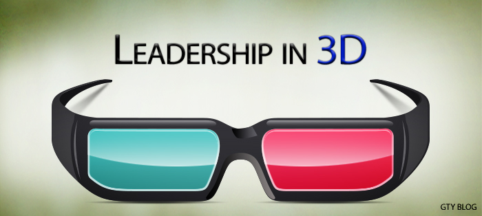 Leadership in 3D