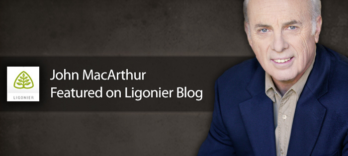 Ligonier Interview with John MacArthur