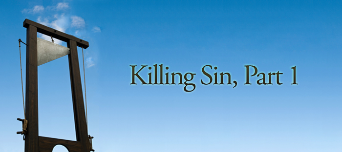 Next post: Killing Sin, Part 1