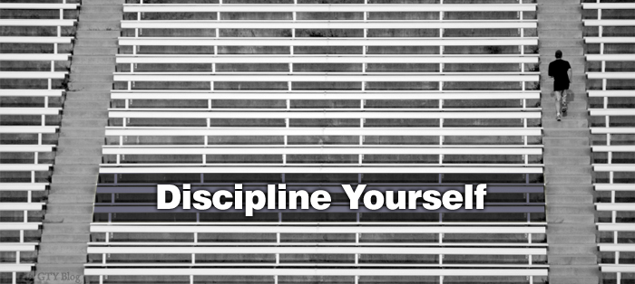 Previous post: Discipline Yourself