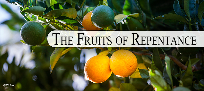 The Fruits of Repentance