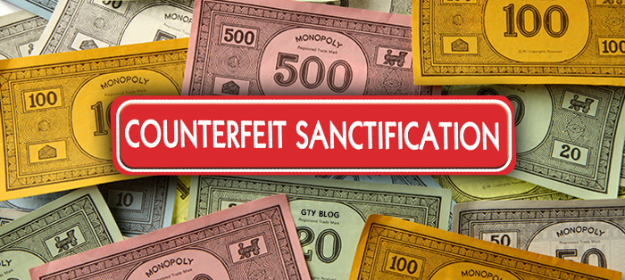 Next post: Counterfeit Sanctification