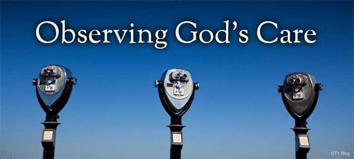 Next post: Observing God's Care