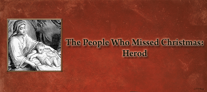 Previous post: The People Who Missed Christmas: Herod
