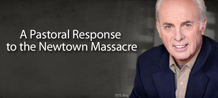A Pastoral Response to the Newtown Massacre