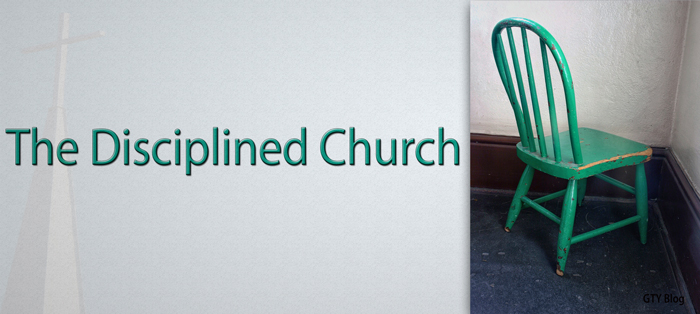 Next post: The Disciplined Church