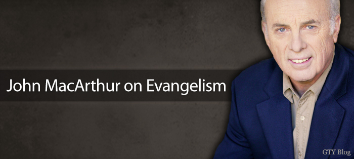 Next post: John MacArthur on Evangelism