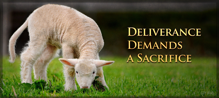 Next post: Deliverance Demands a Sacrifice