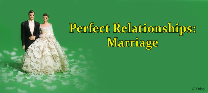 Next post: Perfect Relationships: Marriage