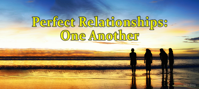 Perfect Relationships: One Another