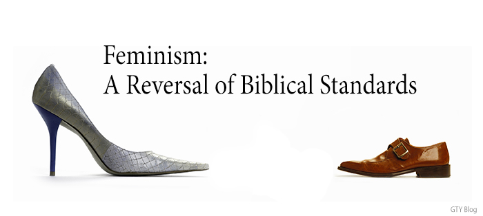 Previous post: Feminism: A Reversal of Biblical Standards