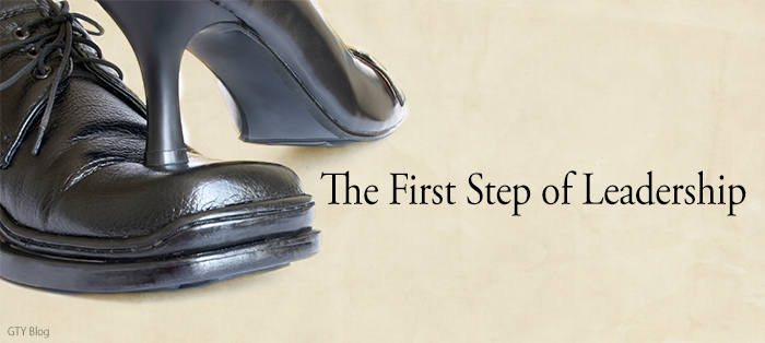 Next post: The First Step of Leadership