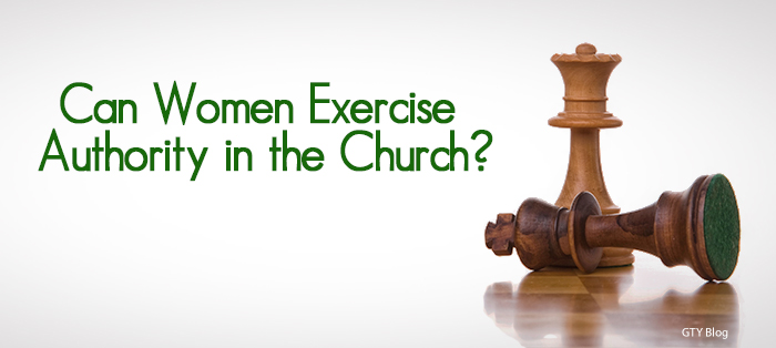 Previous post: Can Women Exercise Authority in the Church?