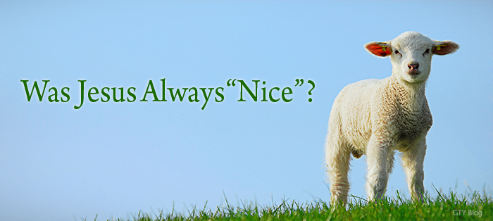 "Next post: Was Jesus Always ""Nice""?"