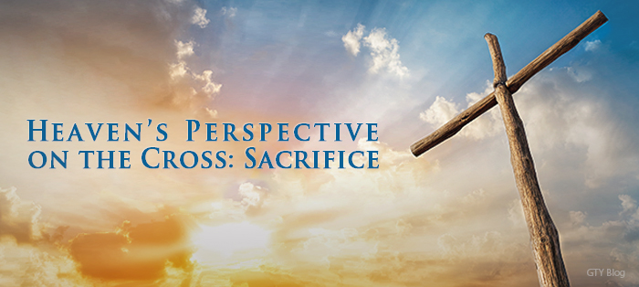 Previous post: Heaven's Perspective on the Cross: Sacrifice