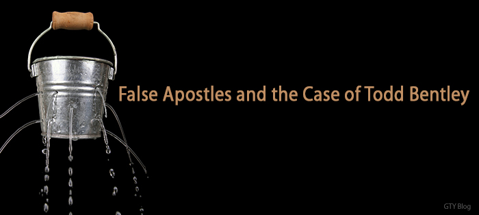 False Apostles and the Case of Todd Bentley