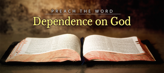 Next post: Preach the Word: Because It Makes the Ministry Dependent on God