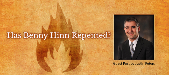 Previous post: Has Benny Hinn Repented?