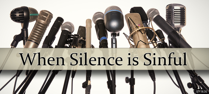 Next post: When Silence Is Sinful