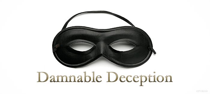 Next post: Damnable Deception