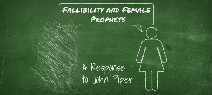 Next post: Fallibility and Female Prophets