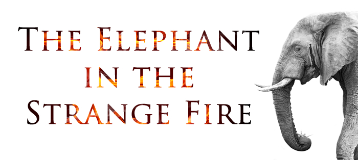 The Elephant in the Strange Fire