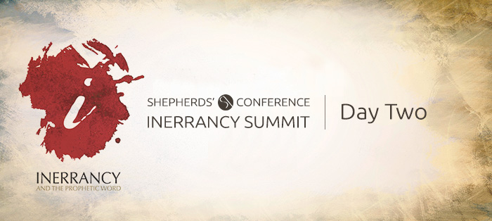 Inerrancy Summit, Day Two