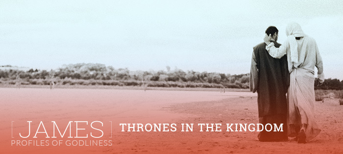 James: Thrones in the Kingdom