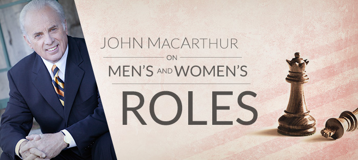 John MacArthur on Men