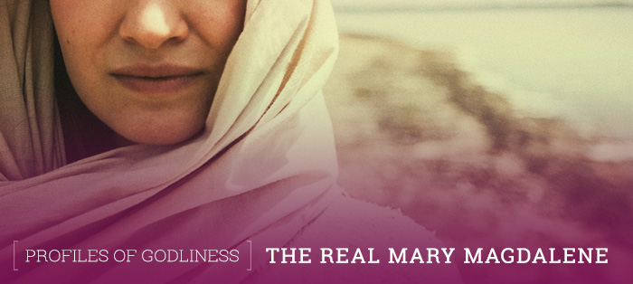 The Real Mary Magdalene
