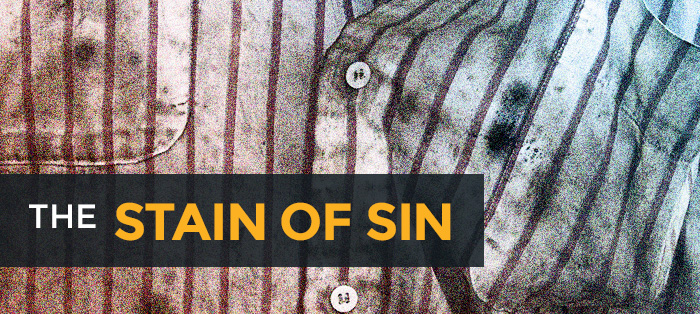 The Stain of Sin