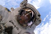 Astronaut Jeff Williams