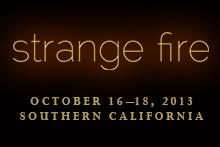 strange fire conference