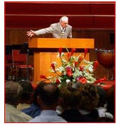 A Picture of our Pulpit
